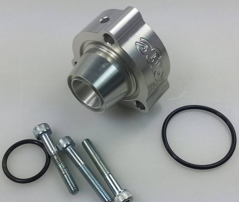 Blow off valor flange adaptador fit para VW e Audi 2.0L FSI