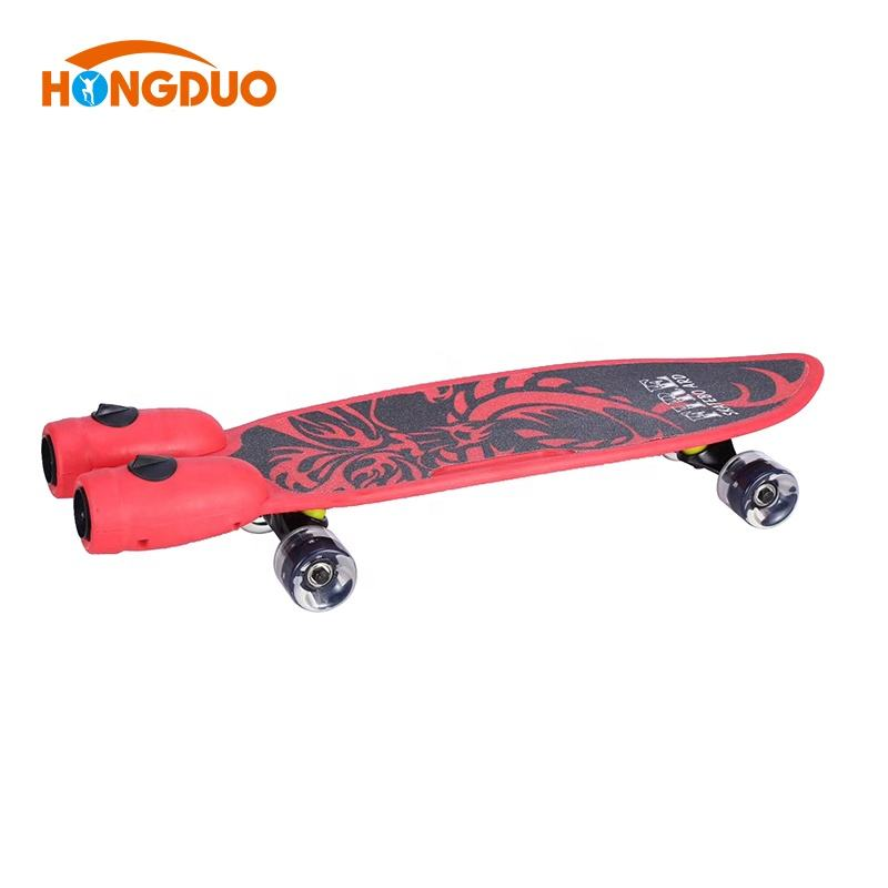 Water mist spray Cruiser Skate board For Outdoor Extreme Sports