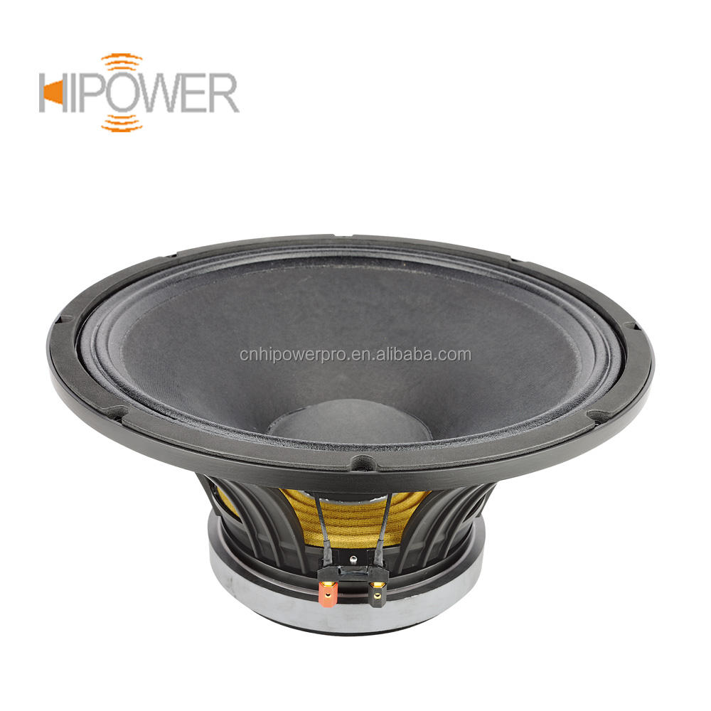 15 Inch speakers driver voor pa sound compact 2 of 3-way systeem L15/65239, 400 watt RMS