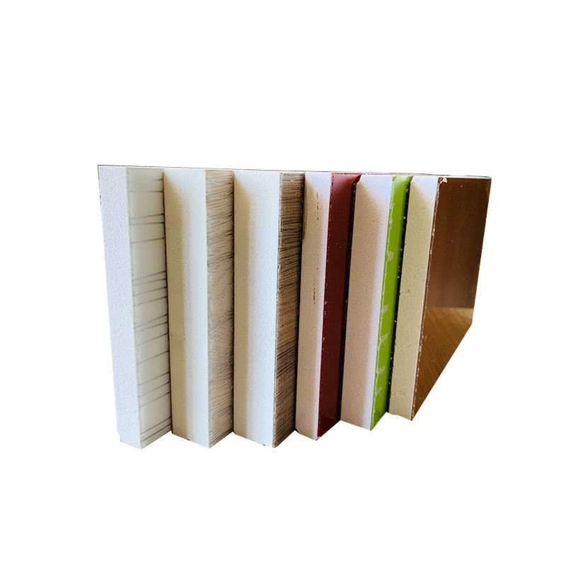 1220*2440mm Waterproof Laminated PVC Foam Board For Furniture
