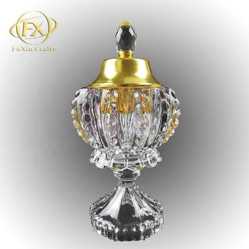 High quality incense burner crystal censer for wholesale