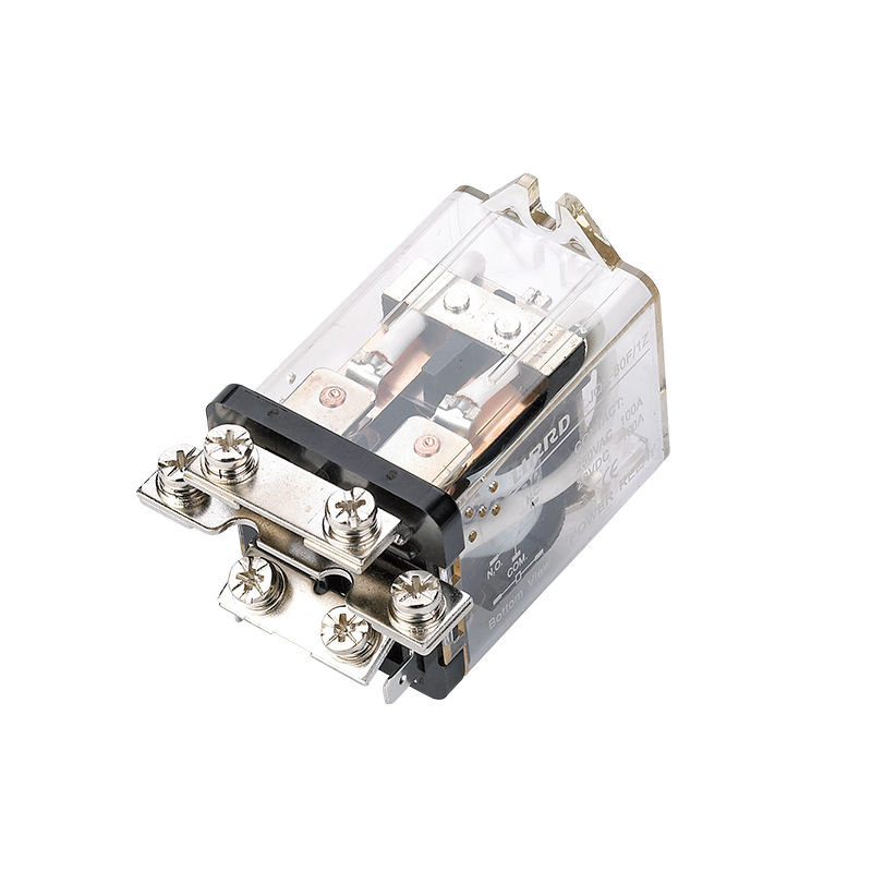 LIRRD Brand LJQX-80F-1Z Favorable Price 100A Electromagnetic Power Mounting Relay
