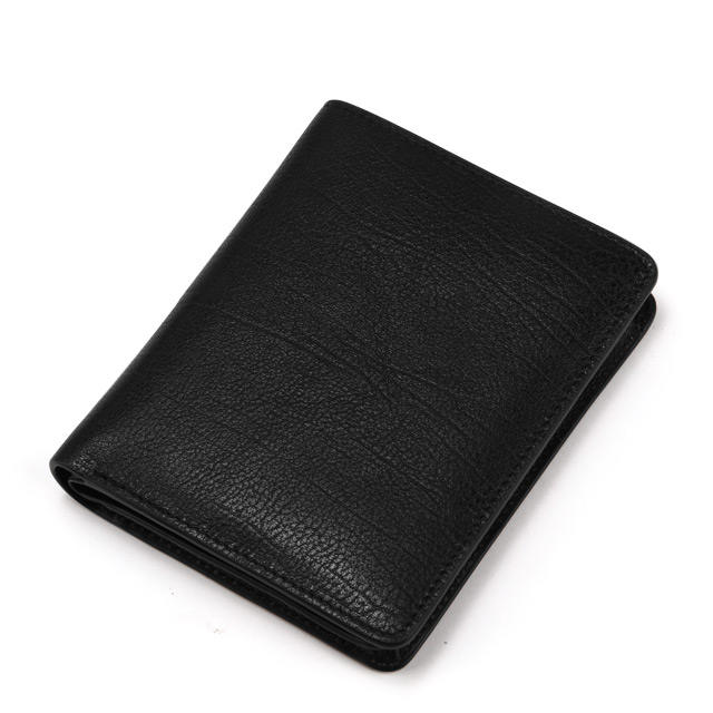 Travel Blank Logo Mens Wallet Made Of Genuine Leather,Mens Italian Made Leathers Wallets,Mens Id Wallet