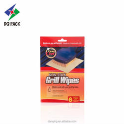 DQ PACK Flexible Packaging Food Pouch With Zipper