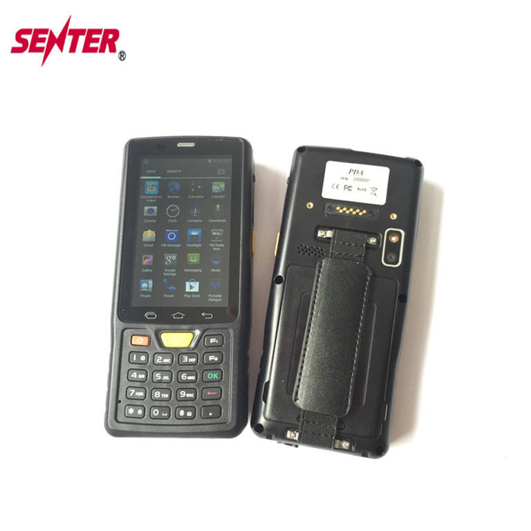 St308 2d Barcode-Scanning handy android os/Terminal/flash-kartenleser