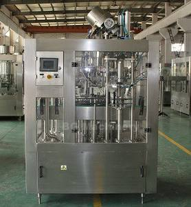 Turnkey brewery beer bottle filling line machine