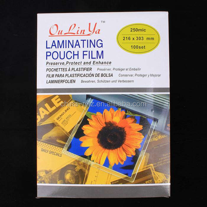 Best Quality double sided laminating film