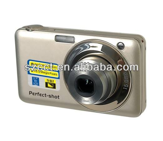 15MP Best Photo Shooting Professional Digital Camera