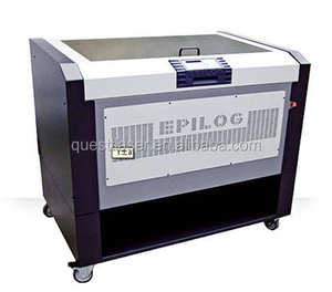 EPILOG laser engraving and cutting machine Questt for non-metal materials