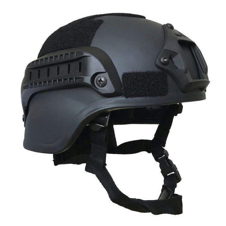 USD NIJ level IIIa airframe ballistic helmet mich 2000 level 3