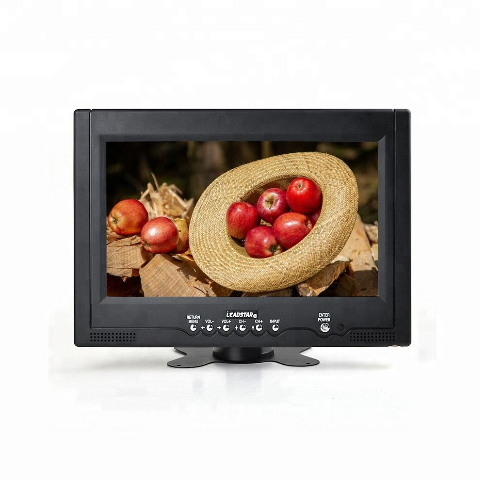 Super TFT lcd monitor 7'' 9'' portable tv with USB/SD AV in/out