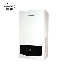 wall mounted gas boiler for central heating home