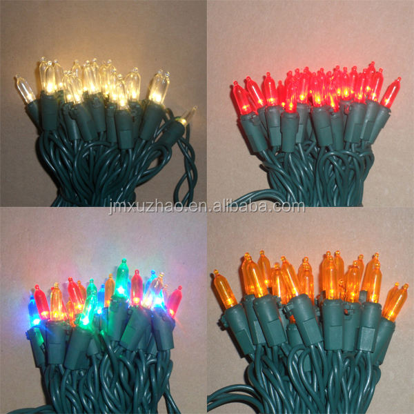 Tree Shape [ Led ] Led Tree Warm White Mini Led Lighting Festive Decoration Christmas Tree Light String