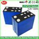 Solar battery 3.2V 120Ah LiFePO4 batteries for electric forklift