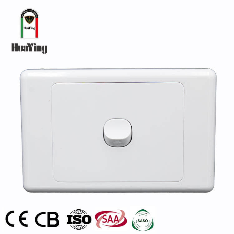 1 gang 2 way switch electrical wall plate electronic switches for home