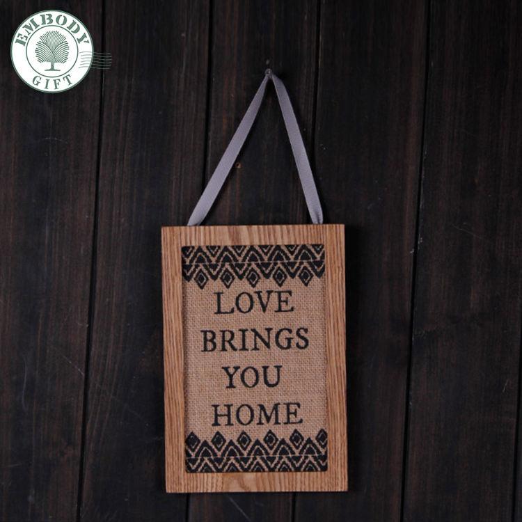 Buen Precio rectángulo forma barato adornos decoración del hogar