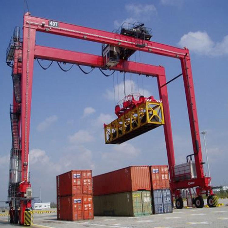 Container Gantry Crane Price Rubber Tyred Gantry Crane Price Port Gantry Crane Price