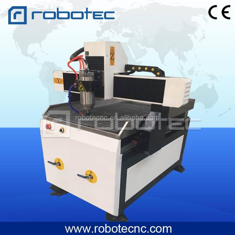 6090 mini cnc 3d router aluminum / 3 axis mini cnc router / cnc mini machine
