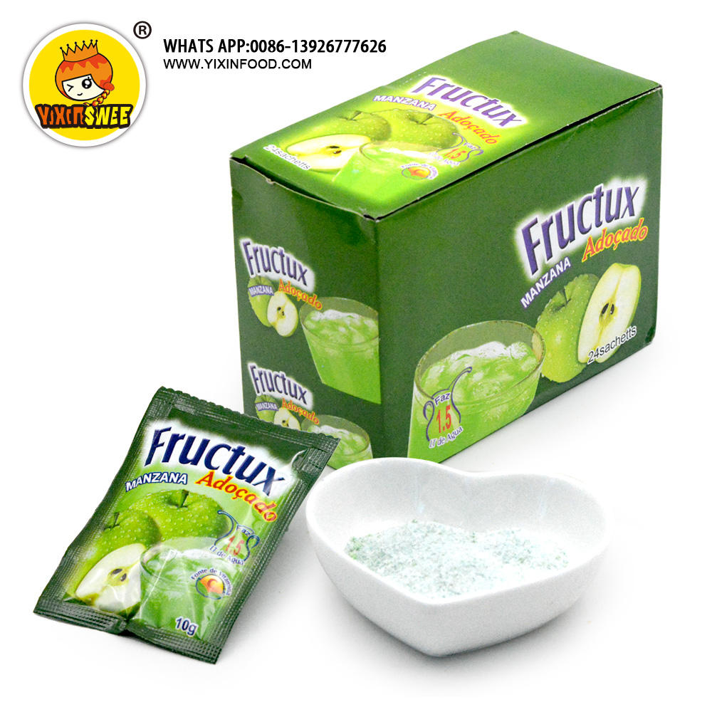 Fructux Sweety Instant juice powder drink