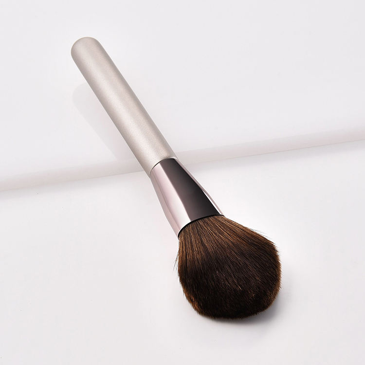 face single big makeup brush large body shimmer loose powder brush
