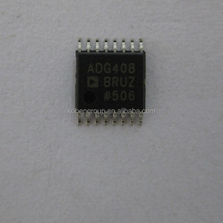 ADG408BRUZ LC2MOS 4-/8-Channel High Performance Analog Multiplexers Integrated Circuit
