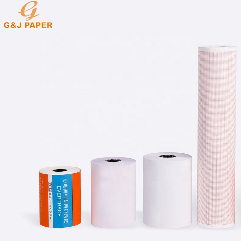 Hot Sale Factory Price 3-channel ECG Paper Rolls