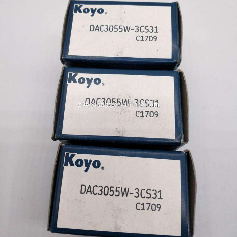 KOYO DAC3055W-3CS31 Car Wheel Bearing 30x55x32 DAC3055 DAC3055W DAC305532 DAC30550032