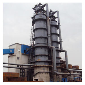 Hydrated lime kiln plant quick lime production plant