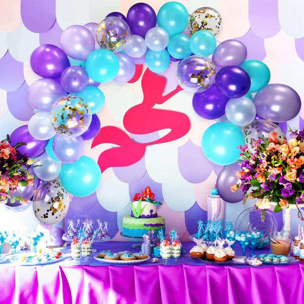 Birthday Party Decorations Balloon Garland Arch Kit Garland