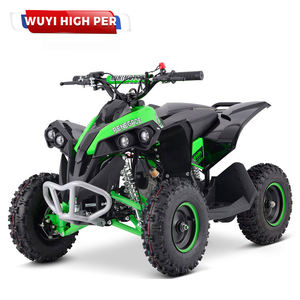 Mini 50cc 4 wheeler 2 accidente cerebrovascular puede estoy ATV quad bicicleta
