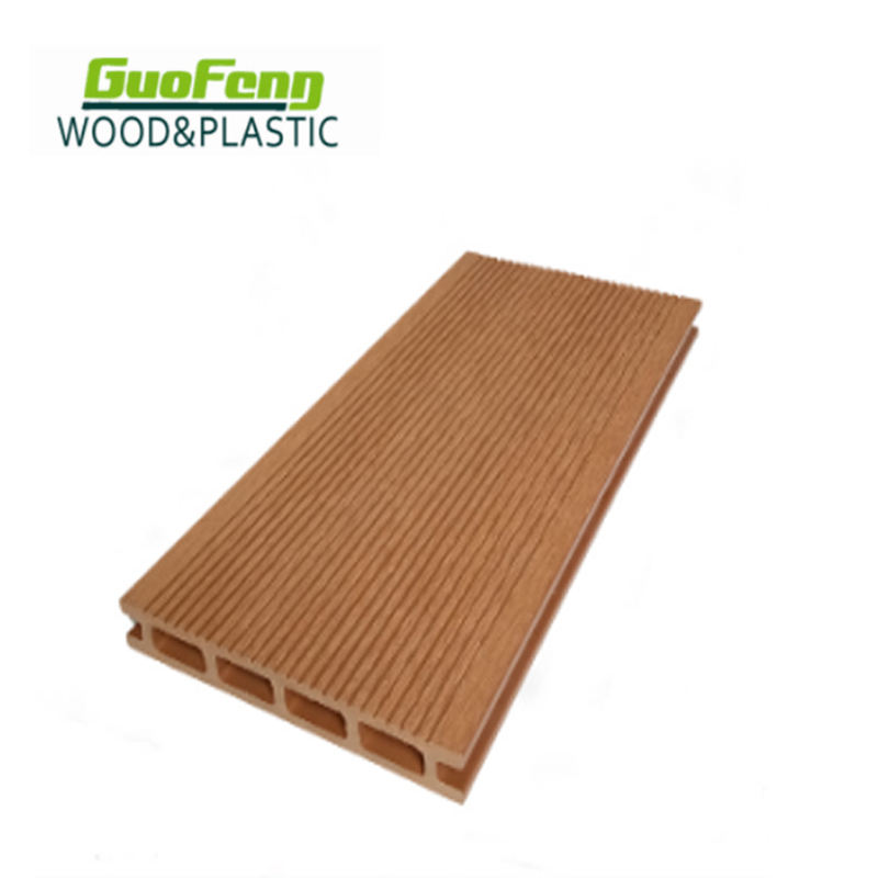 Wood Plastic Composite Floating Dock Plastic Pontoons Deck