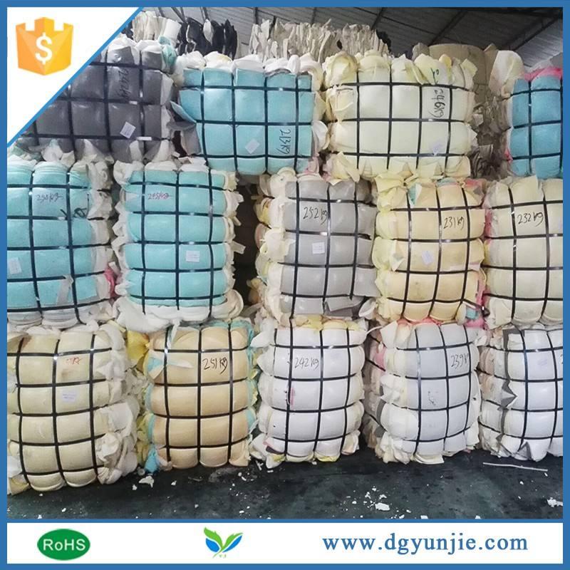 中国廃棄物リサイクルプラントpu細切り泡で埋める高品質