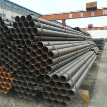 1.25 inch galvanized pipe A106  mild black pipe schedule 40 used for water Gas Pipe Lines