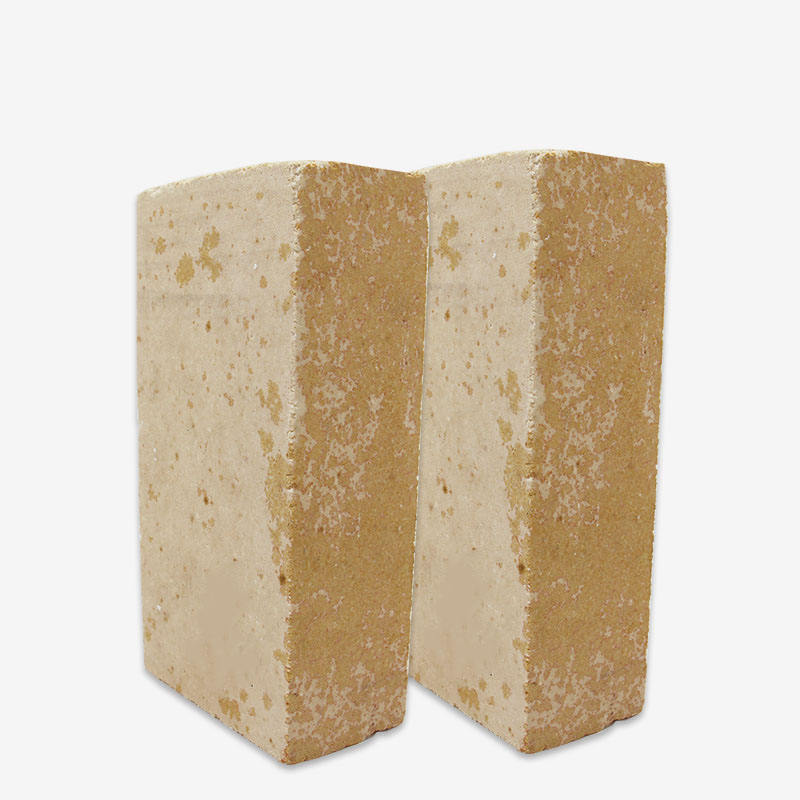 Low Bulk Density High Temperature Refractory for Glass Furnaces Low True Density Silica Bricks