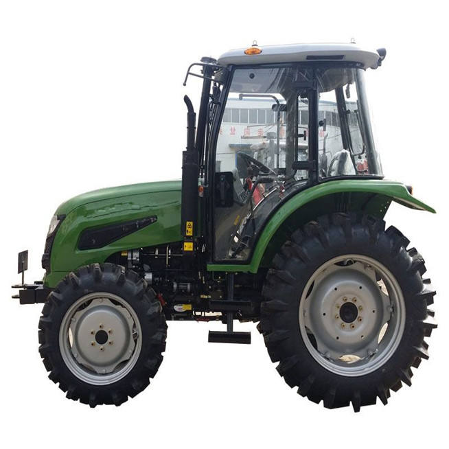 Best price and value LUTONG LT804 85hp 4WD farming tractor