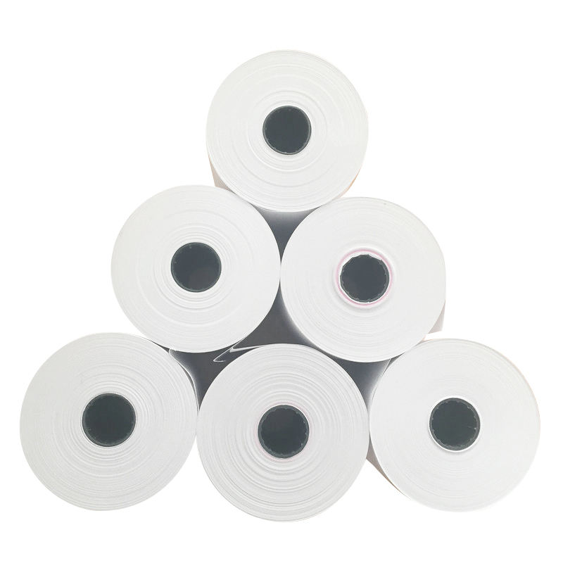 Best price 80mm*80mm 55g thermal paper cash register paper rolls
