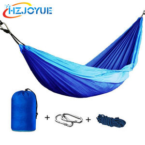 Tuin Katoenen Canvas Hangmat Draagbare Camping Opknoping Swing Bed Heavy Duty Outdoor Hangmat