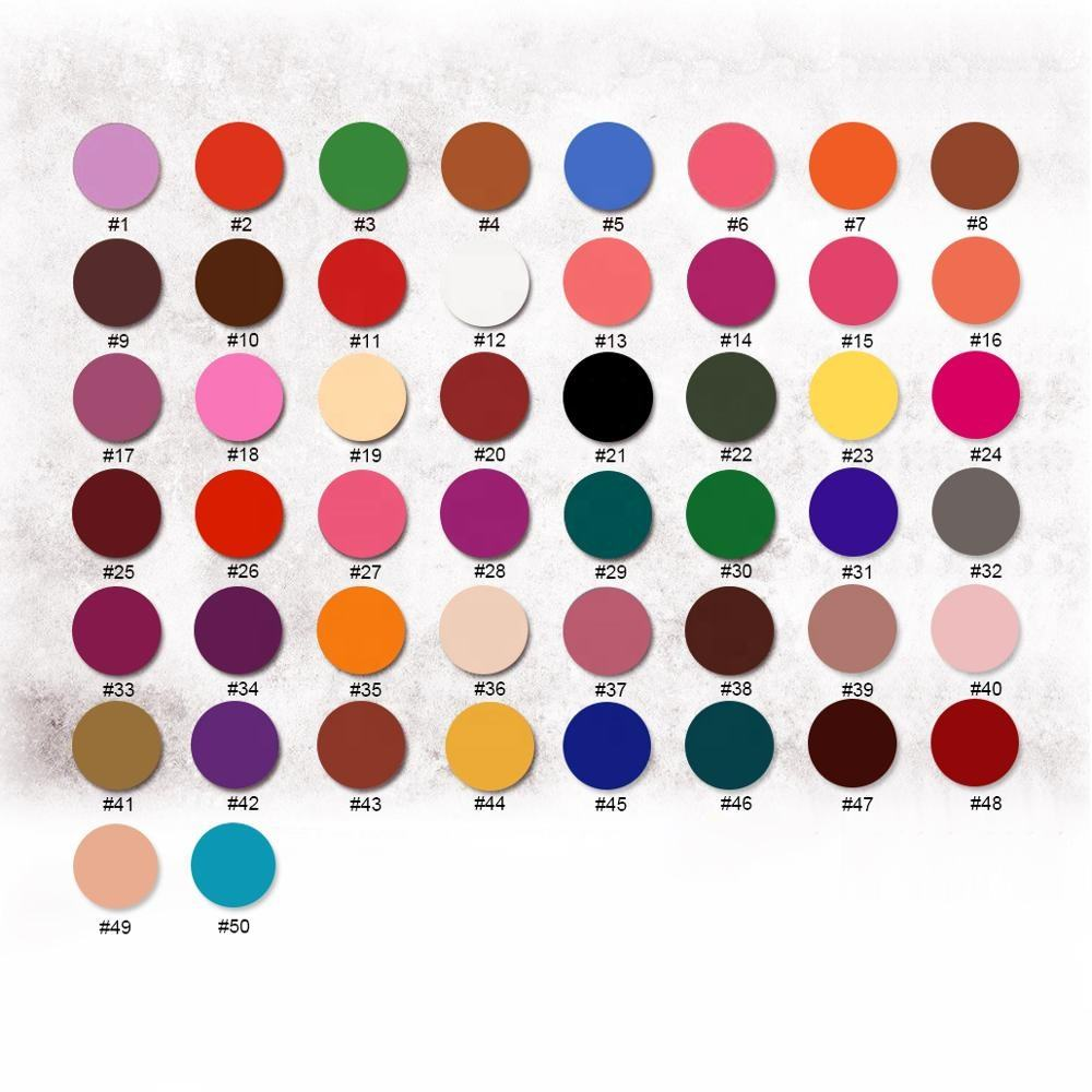 Single Eye Shadow Makeup Magnetic Eyeshadow Palette Eye Shadow Refill Pans for Pro Palette OEM Fit for 26mm Pans
