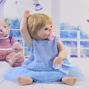 M-power 2019 New Arrival 22 inch Silicone Baby Reborn Dolls For Sale Kids Gift