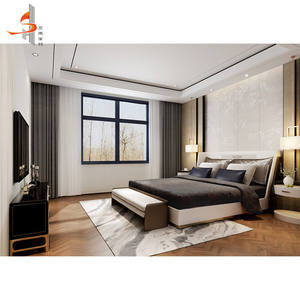 OEM design european style master bedroom cheap price bed room set