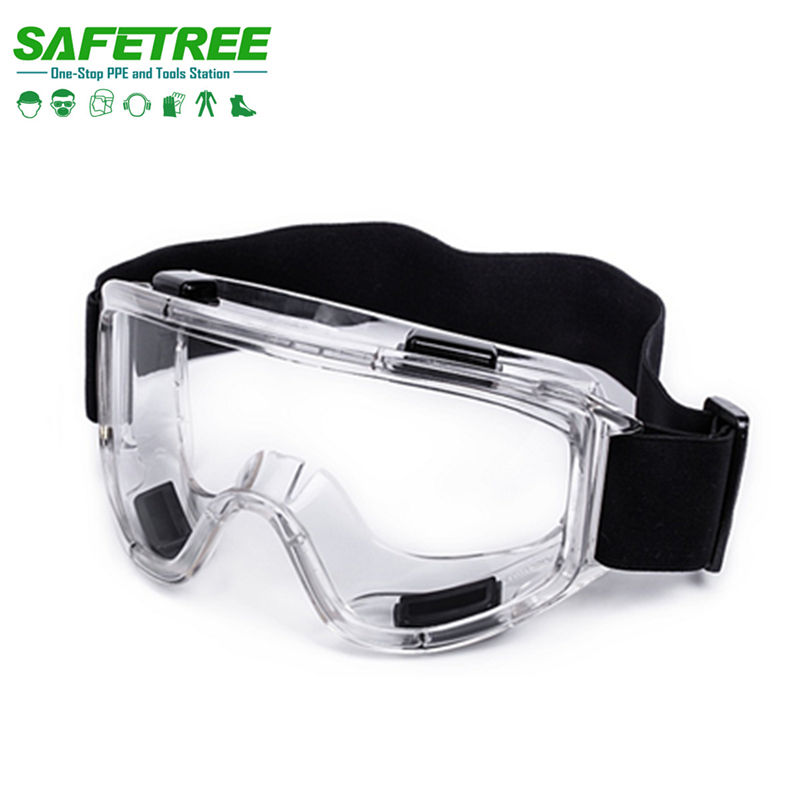 PPE workplace personal protective equipment EU Standard Safety Googles with cheap Price