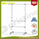 On-Time Delivery Taiwan manufacturer clothes hanging stand storage bedroom furniture