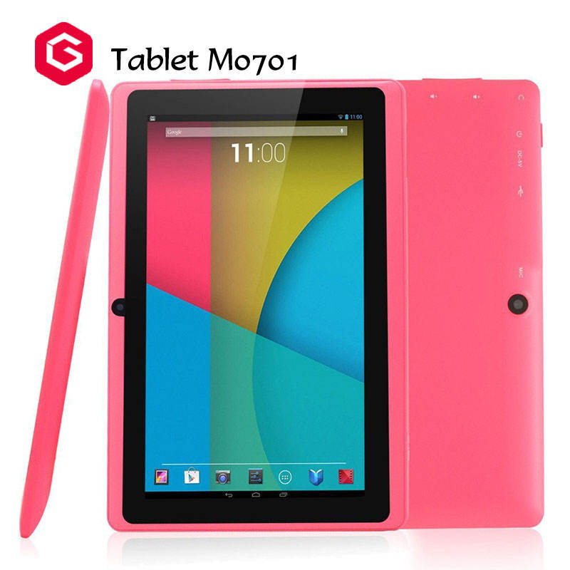 7 Zoll Android Tablet <span class=keywords><strong>Allwinner</strong></span> A33 Tablet 7 Zoll