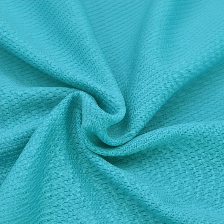 Inner dry performance twill mesh fabric