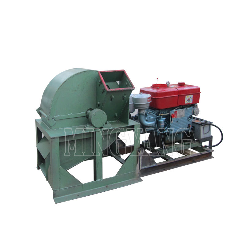 Best quality The factory supply directly Dis type wood chipper/wood branch chipping and crushing machine