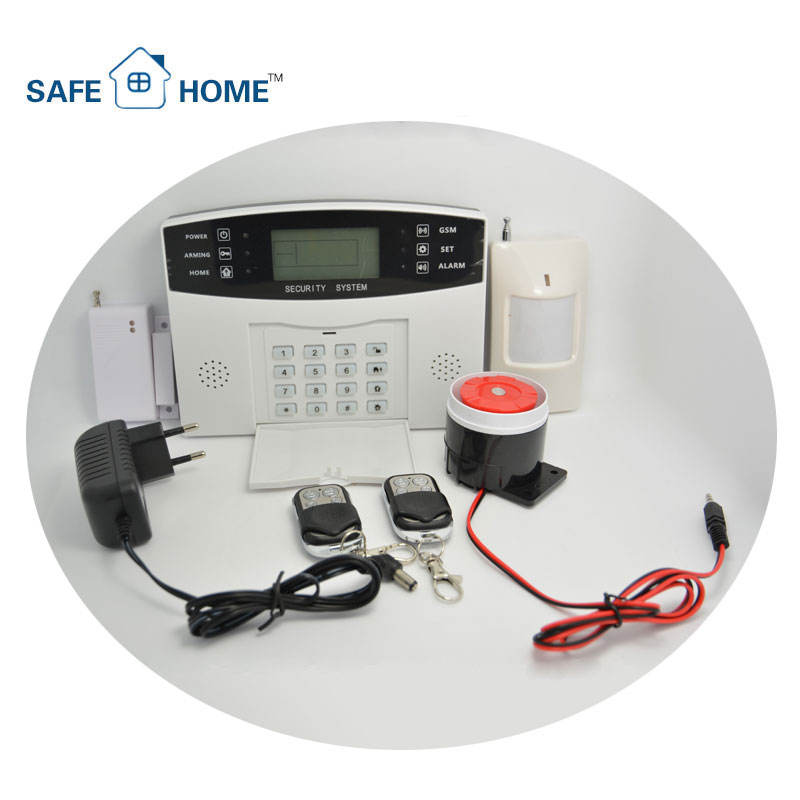 Mobile Call Gsm Alarm System Manual 12V Monitoring Software Wireless Gsm Alarm System With Sim Card