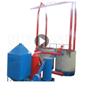 Hoist Equipment Smokeless Wood Branches Briquette Charcoal Retort Carbonization Kiln Furnace