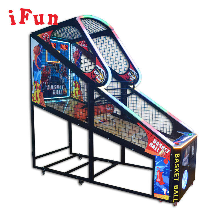Indoor Muntautomaat <span class=keywords><strong>Basketbal</strong></span> Simulator Amusement Elektrische <span class=keywords><strong>Arcade</strong></span> Games <span class=keywords><strong>Machine</strong></span> Populair In <span class=keywords><strong>Game</strong></span> Zone