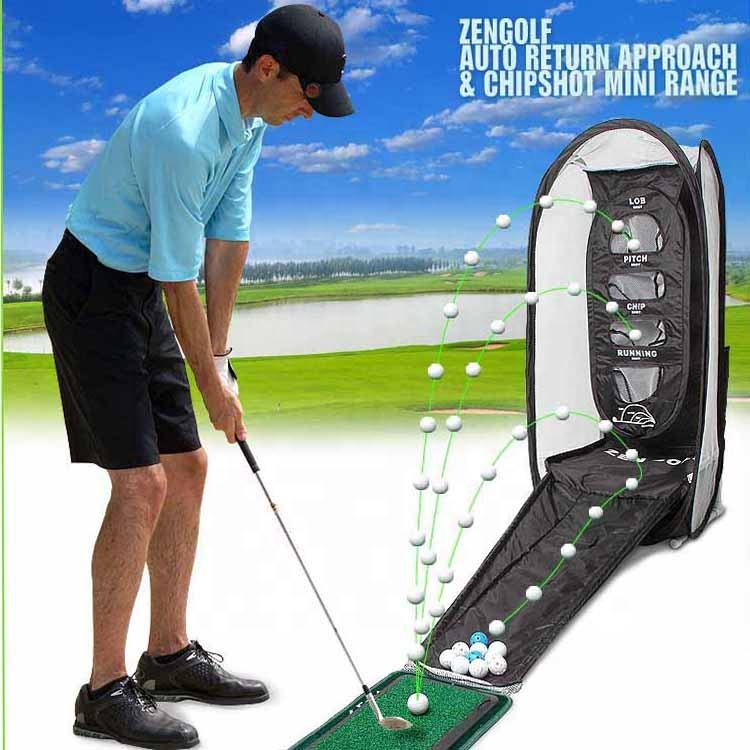 2019 New Backyard Sports Portable Golf Practice Net, Chipping & Hitting Golf Net