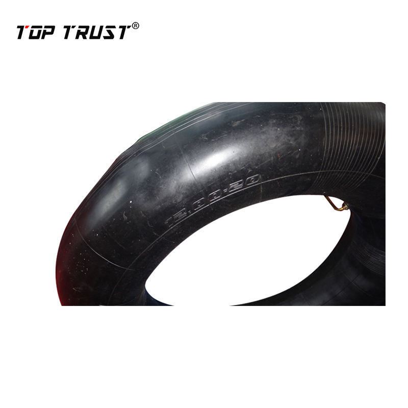 Great load-capacity butyl tyre tube used for truck bus
